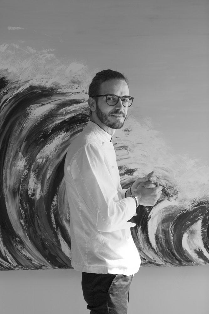 Ristorante Evo Bardolino Chef Simone Gottardello