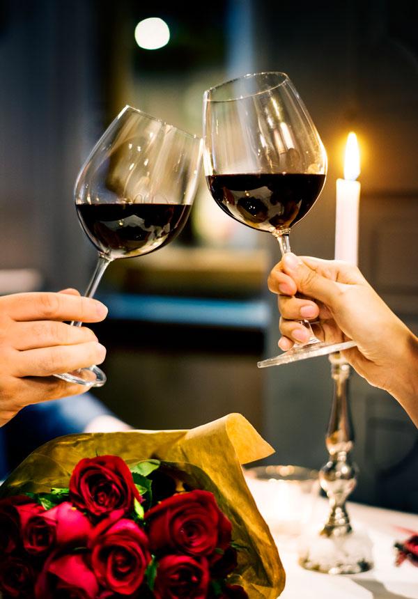 Cena San Valentino Ristorante Evo Bardolino